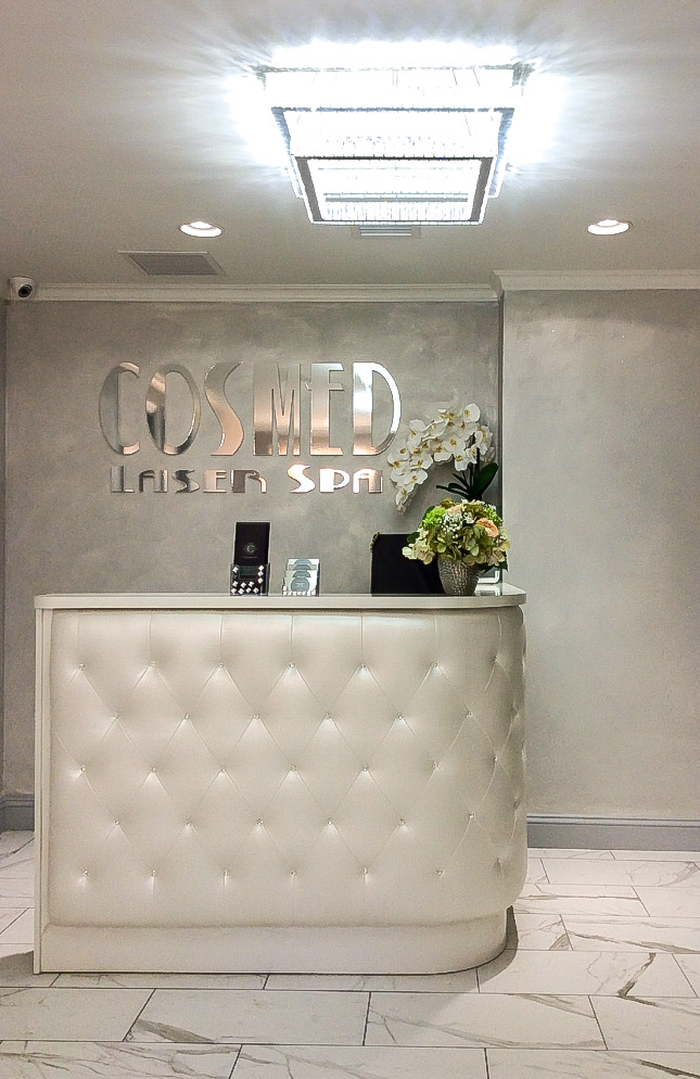 cosmed laser spa manhattan