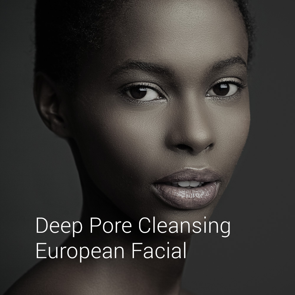 deep pore cleansing european mask